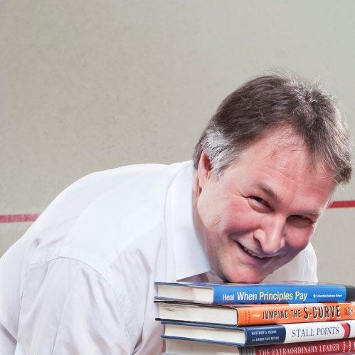 Academic parnter dr. André de Waal MBA - feedforward research