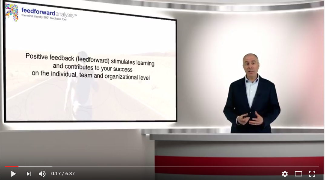 explanation video feedforward